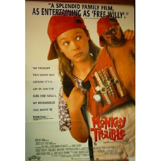 Monkey Trouble - Thora Birch, Harvey Keitel Image