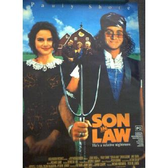 Son In Law - Pauly Shore, Carla Gugino Image