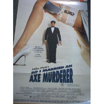 So I Married An Ax Murderer - 1993 - Mike Myers Image