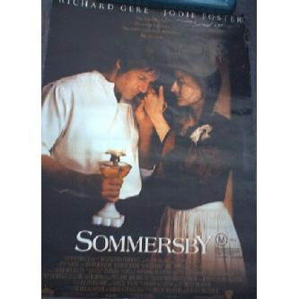 Sommersby - Jodie Foster, Richard Gere Image