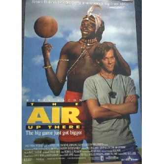 The Air Up There 1994 - Kevin Bacon - RARE Image