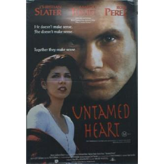 Untamed Heart - Christian Slater, Marisa Tomei Image