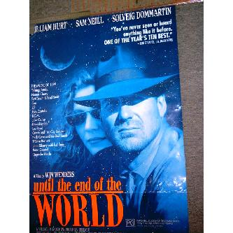 Until The End of The World - Sam Neill, William Hurt Image